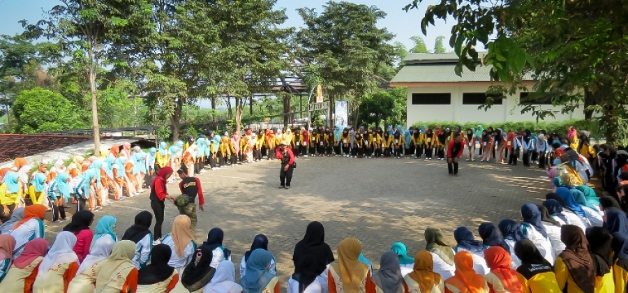 Paket Outbound Motivasi